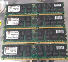 4x1GB 4GB Memory PC-3200 DDR 400 ECC UB for Servers//Workstations NOT FOR PC!