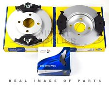 FRONT AXLE BRAKE SET DISCS AND PADS FOR FORD MAZDA COMLINE ADB0891 ADC1206V