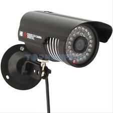 Outdoor Waterproof IP68 HD CMOS 1000TVL 36 LED IR-CUT Cylinder CCTV Security Cam