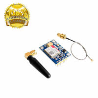 1PCS SIM800L 5V Wireless GSM GPRS MODULE Quad-Band W/ Antenna Cable Cap
