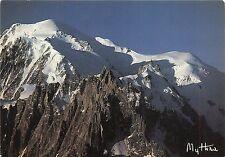 B53521 Chamonix-Mont-Blanc l'Aiguille du Gouter du Midi  france