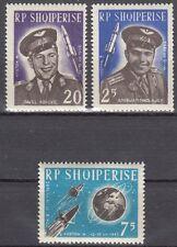 Albania/Albania n. 727-729 ** WOSTOK 3 e 4 WOSTOK