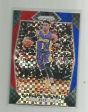 2017-18  Prizm  D'ANGELO RUSSELL   Red White Blue Starburst Prizm
