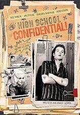 HIGH SCHOOL CONFIDENTIAL (Russ Tamblyn) - DVD - Region 1