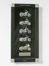 """Harley-Davidson Motorcycles in the 1990's Shadow Box Dealer Display  25"""" tall"""