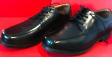 Brand new W tags Clarks Men's Leather uppers smart shoes odd sizes 9Right 10Left