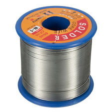 500g 60/40 Tin lead Solder Wire Rosin Core Soldering 2% Flux Iron Reel Tube