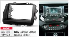 CARAV 11-423 Car Face Fascia Facia Panel Plate Frame For KIA Carens; Rondo  2DIN