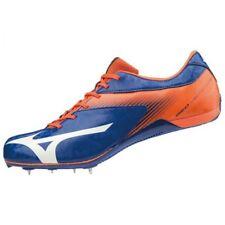 Mizuno Track and Field Spike shoes GEO VERSUS 2 U1GA1915 Blue × White × Orange
