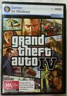"""Pc Computer Game """"grand Theft Auto: Iv"""" From Rockstar"""