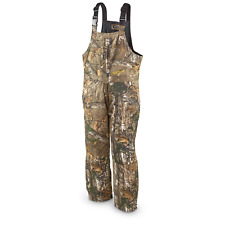 Realtree Men's Insulated Bib Overalls Bibs Realtree Xtra X-LARGE  XL Brand New
