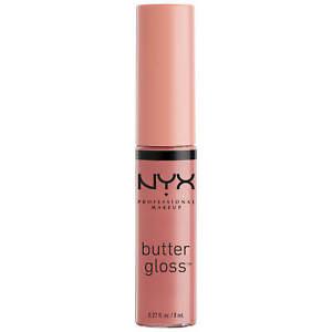 NYX Butter Lip Gloss - BLG07 Tiramisu - 8ml Full Size - New & Sealed - Free P&P