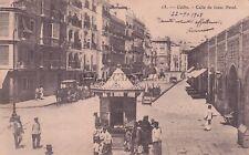 SPAIN - Cadiz - Calle de Isaac Peral 1908