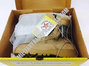 NEW USMC Gore-Tex Tactical Combat Boots 8.5 XW 8 1/2  Hunting Hiking Waterproof