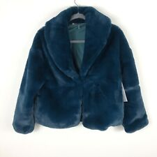 Love Tree Women's Faux Fur Jacket Size Small NEW