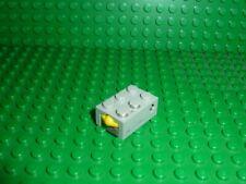 Lego ® Technic 9 V Batteriebox Batterie encadré gris clair boutons rouge Batterie technique