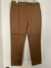 River Island Skinny Chinos in Tan - Size 32/30