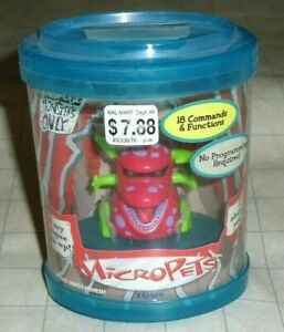 MicroPets Yuk Monster NIB SEALED - Tomy