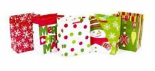 Hallmark Christmas Small Gift Bags - Pack of 5