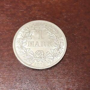 1 MARK DEUTSCHES REICH - 1 REICHSMARK 1915 A