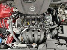 2019 Mazda 2 DJ / MX-5 1496cc 1.5 Petrol Skyactiv P5 Complete Engine *2k Miles*