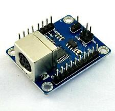 1PCS PS2 Keyboard Driver Module Serial Port Transmission Module for Arduino New
