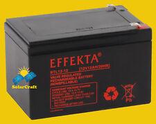 Batterie solaire 12 V 12Ah AGM Panneau solaire Chargeur énergie photoviltaique