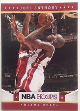 Joel Anthony Center Miami Heat #160 Original 9 2007-2012 Single Panini