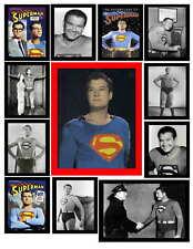 SUPERMAN TV SHOW PHOTO-FRIDGE MAGNETS