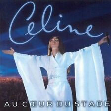Au Cour Du Stade by Céline Dion (CD, May-2004, Sony Music Distribution (USA))