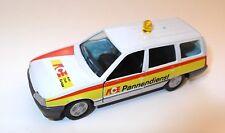 """Opel Kadett E Caravan GL """"ACE"""" Straßenwacht road service, GAMA in 1:43 aaa!"""