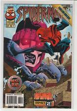 Spiderman #72 John Romita Jr clone saga Onslaught 9.6