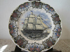 "Nautical, ""Currier & Ives"" Printed Ship Plate"