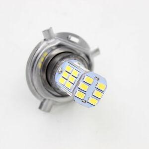 30 SMD H4 LED Motorcycle Headlight Bulb lamp DC 6V Volt 6500K White High/Low Kit