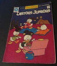 1980 HUEY DEWEY LOUIE #18 WALT DISNEY HERITAGE COMICS IN FRENCH LEARN FRENCH