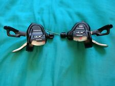 Grupo Shimano Xt Desviador Del Dyna-Sys/Tras RD-M786 VIA, Manetas Cambio SL-M780