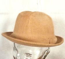 Complementos de moda vintage color principal marrón para hombres
