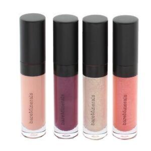 BareMinerals Pink Lipgloss Gift Set Gloss On The Go Moxie Gloss - Damaged Box