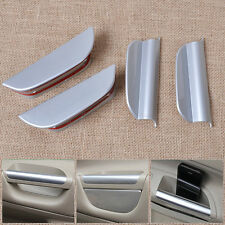 4PCS ABS Door Handle Armrest Storage Holder For Ford Kuga Escape 2013 2014 2015