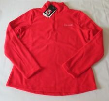 Avalanche Fairmont 1/2 Zip Pull Over, Red - Women's Size Medium NWT