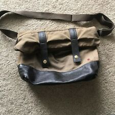 Brooklyn Industries Brown Messenger Bag