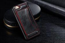 Premium HandyHülle Für Apple iPhone 6S Hülle Tasche - Schwarz (4CSCR)