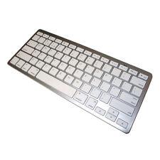 LMS DATA Bluetooth 3.0 Wireless Keyboard, Silver (KDB-BT-S)