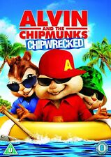 Alvin and the Chipmunks: Chipwrecked [2012] (DVD) Jason Lee, Justin Long