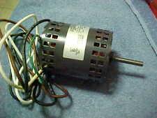 Emerson 1/9 HP A/C Evaporator Blower Motor 115 Volt 1600 RPM 2.1 Amp PH 1 60 HZ