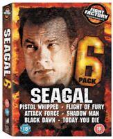 Seagal 6 Confezione Cofanetto DVD Nuovo DVD (CDRP9234N)