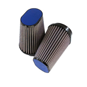 DNA Stage 3 Performance Air Filters Blue Leather BMW R Nine T 2014-20 OV-6200