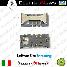 Lettore Sim Samsung S5830 Galaxy Ace I8350 S5260 I900 S5660 S7250