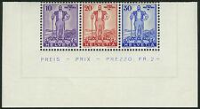 Schweiz Mi.Nr. A 294-296 Pro Patria postfrisch Mi.Wert 52€ (1349)