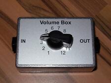 Volume Box für Gitarren Amps  (Fender Hot Rod Deluxe)